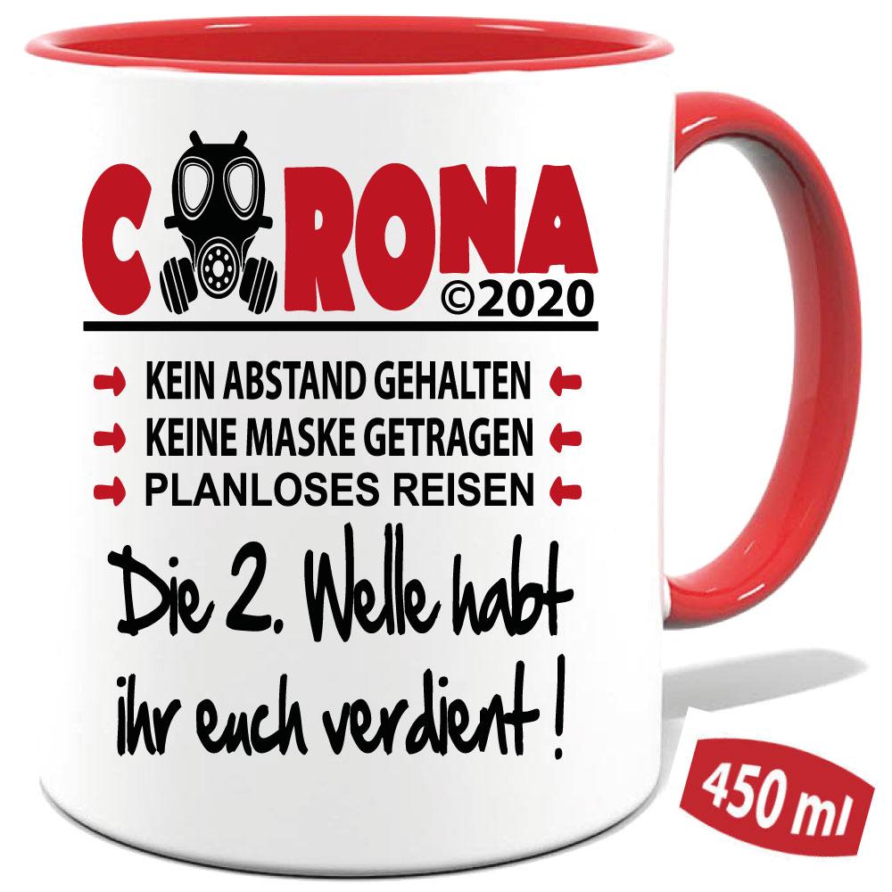 Corona 2.Welle
